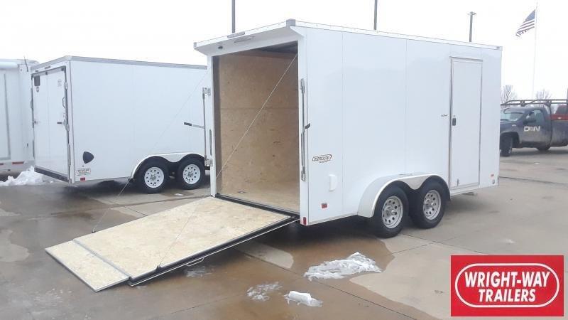 2021 Bravo Trailers 7X14 CARGO SCOUT Enclosed Cargo Trailer