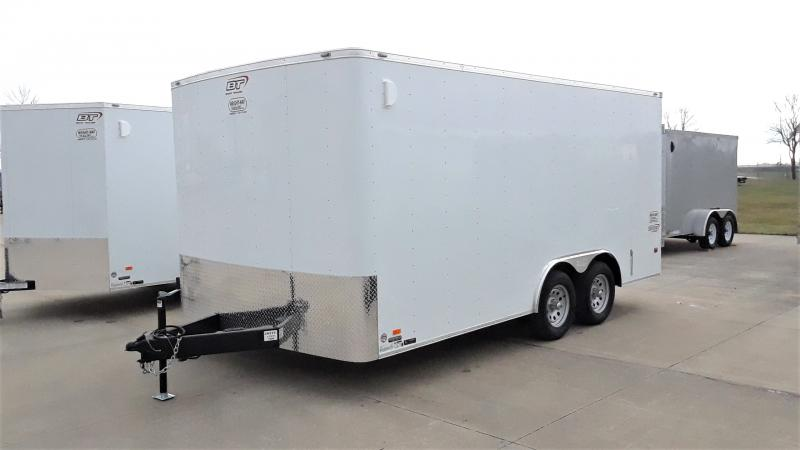 2021 Bravo Trailers 8.5x16 SCOUT Enclosed Cargo Trailer