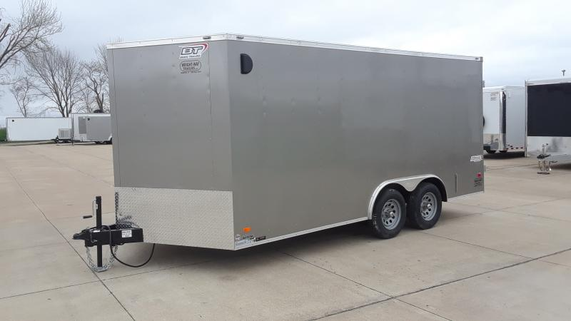 2021 Bravo Trailers 8.5X16 V NOSE SCOUT Enclosed Cargo Trailer