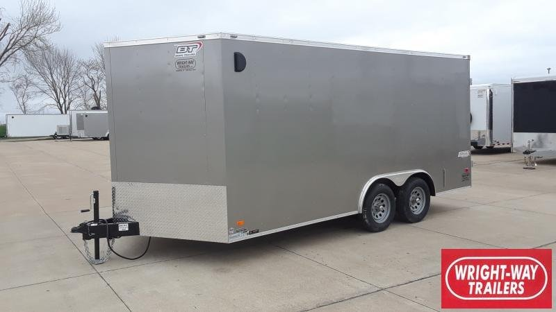 2021 Bravo Trailers 8.5X16 V NOSE SCOUT Enclosed Cargo Trailer