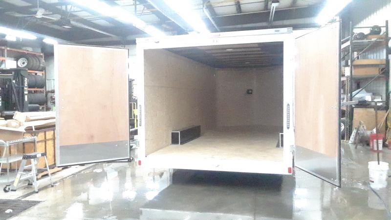 2021 Bravo Trailers 8.5X20 V NOSE ENCLOSED Enclosed Cargo Trailer