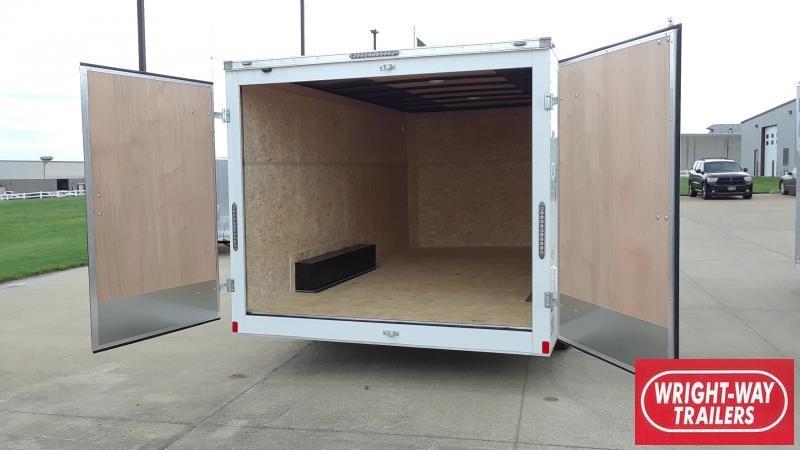 2021 Bravo Trailers 8.5X16 ENCLOSED Enclosed Cargo Trailer