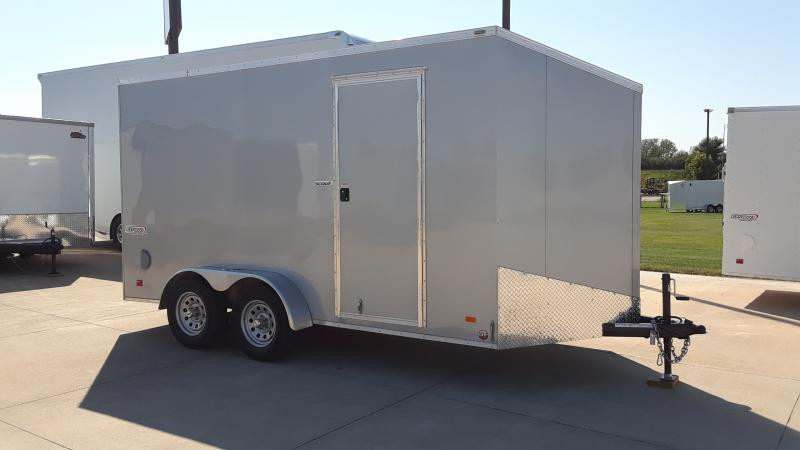 2021 Other 7X14 V NOSE SCOUT Enclosed Cargo Trailer
