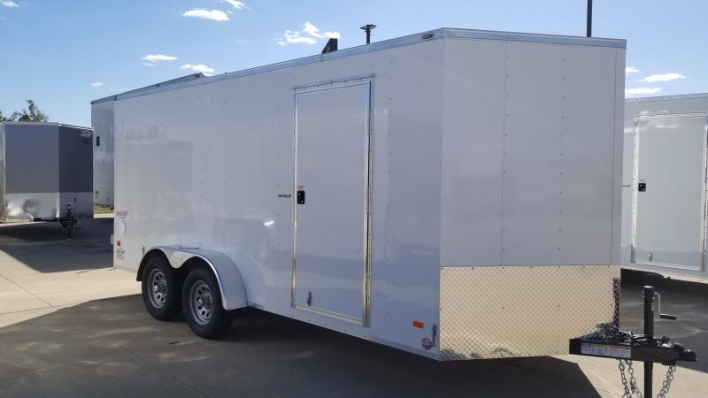 2021 Bravo Trailers CARGO Enclosed Cargo Trailer