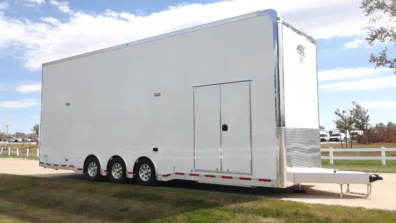 2021 ATC QUEST STACKER 30' Car / Racing Trailer