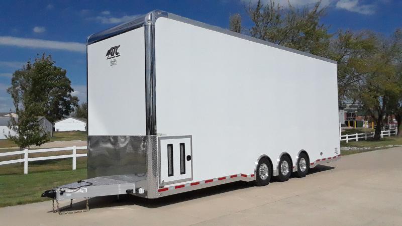 2021 ATC QUEST STACKER 30' Car / Racing Trailer