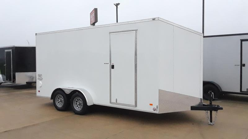 2021 Bravo Trailers 7X16 ENCLOSED CARGO Enclosed Cargo Trailer