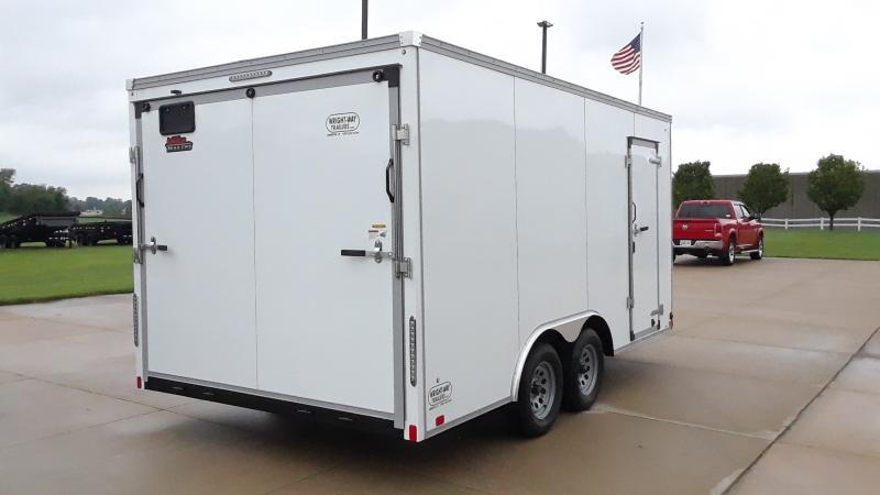 2022 United Trailers 8.5 X 16 ENCLOSED Enclosed Cargo Trailer