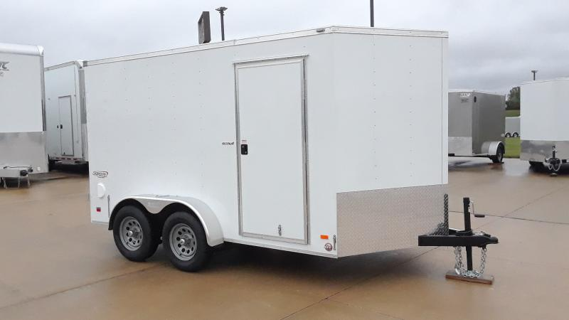2021 Bravo Trailers 7x12 SCOUT CARGO Enclosed Cargo Trailer