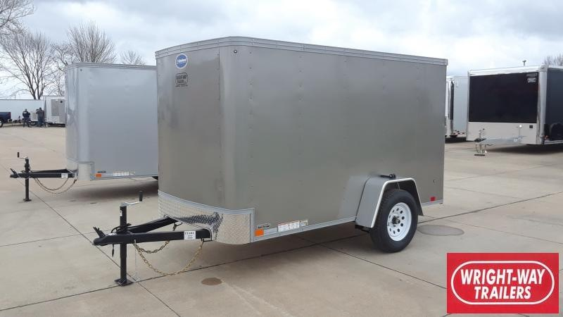 2021 United Trailers 5x10 ENCLOSED Enclosed Cargo Trailer