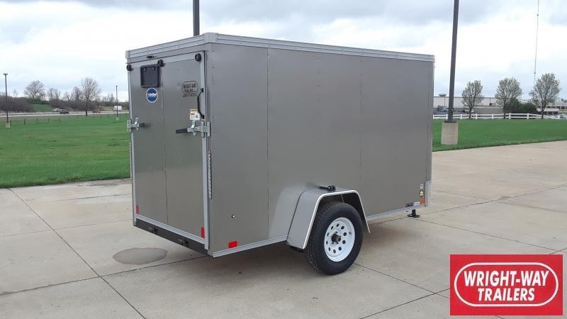 2021 United Trailers 5x10 ENCLOSED Enclosed Cargo Trailer