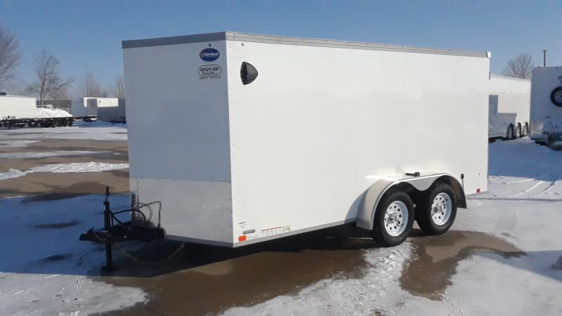2021 United Trailers 7X14 ENCLOSED CARGO Enclosed Cargo Trailer