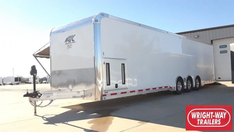 2017 Other ATC 34' ENCLOSED CAR HAULER Car / Racing Trailer