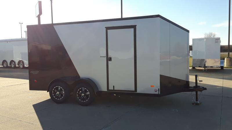 2021 Bravo Trailers 7X14 CARGO SCOUT Enclosed Cargo Trailer