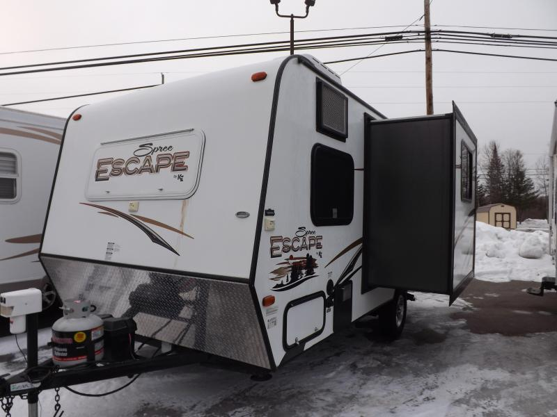 2014 Kz Spree Escape 170 Travel Trailer RV