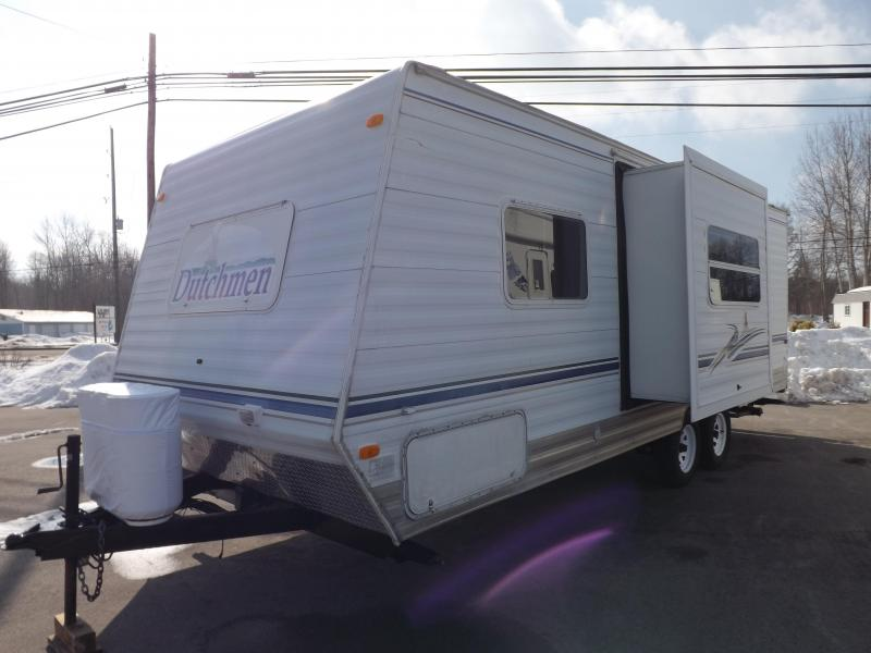 2003 Dutchman Lite 24QB  Travel Trailer RV