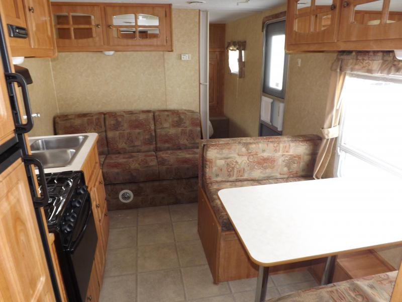 2007 Starcraft ST Series 2700BH BUNKHOUSE Travel Trailer RV