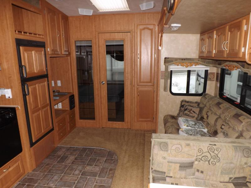 2008 Forest River Inc. Wildcat 32QBBS Fifth Wheel Campers RV
