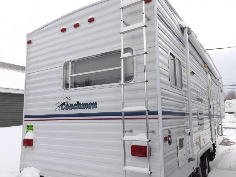 2002 Coachmen Cascade DXL 528RKS Fifth Wheel Campers RV