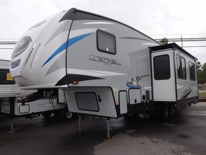 2020 Forest River Cherokee ARCTIC WOLF 287BH Fifth Wheel Campers RV