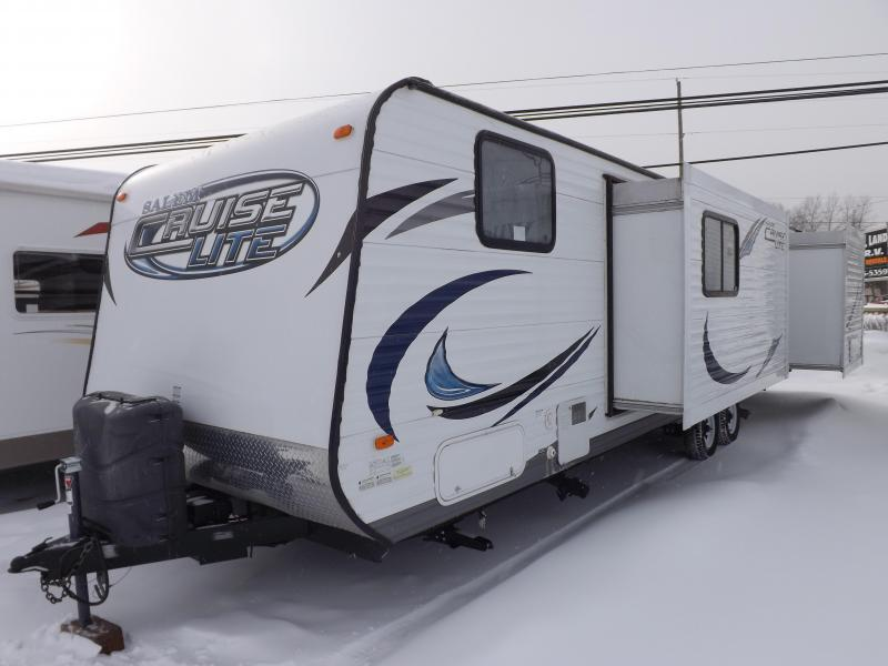 2013 Forest River Salem Cruise Lite 291 FBXL QUAD BUNKS Travel Trailer RV