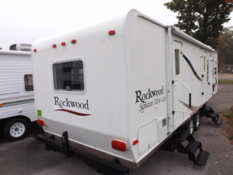 2007 Forest River Rockwood SIGNATURE ULTRA LITE 8296SS Travel Trailer RV