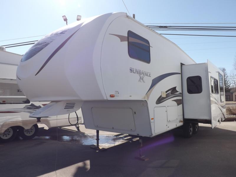 2011 Heartland Sundance 265RK Fifth Wheel Campers RV