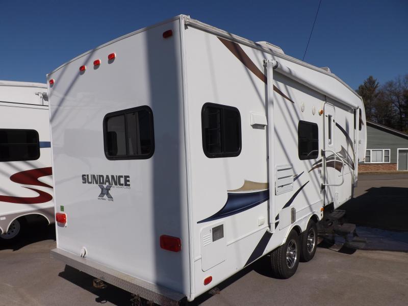 2011 Heartland Sundance 265RK Fifth Wheel Campers RV