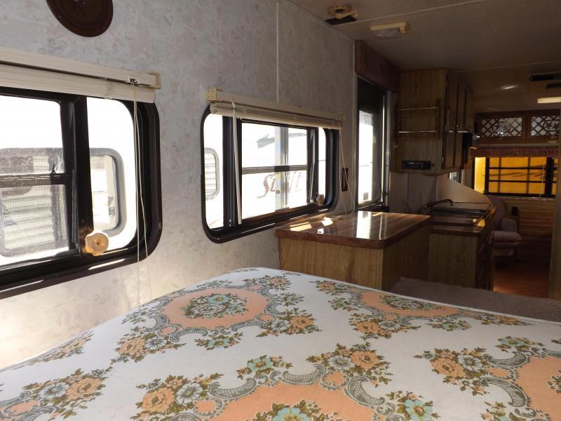 1990 Shadow Cruiser Shadow Cruiser 24 Fifth Wheel Campers RV