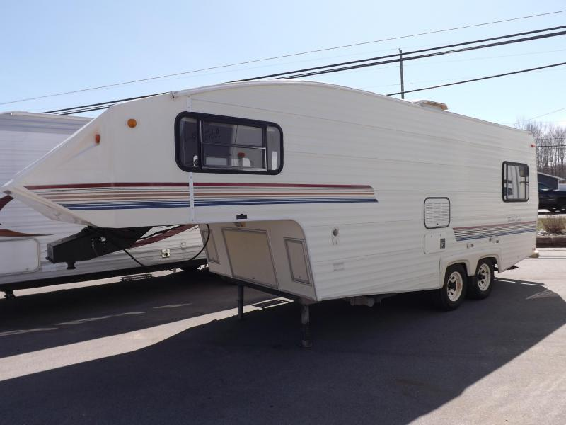 1990 Shadow Cruiser Shadow Cruiser 24 Fifth Wheel Campers RV