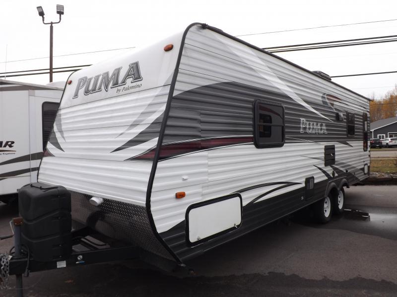 2015 Puma 25RS Travel Trailer RV