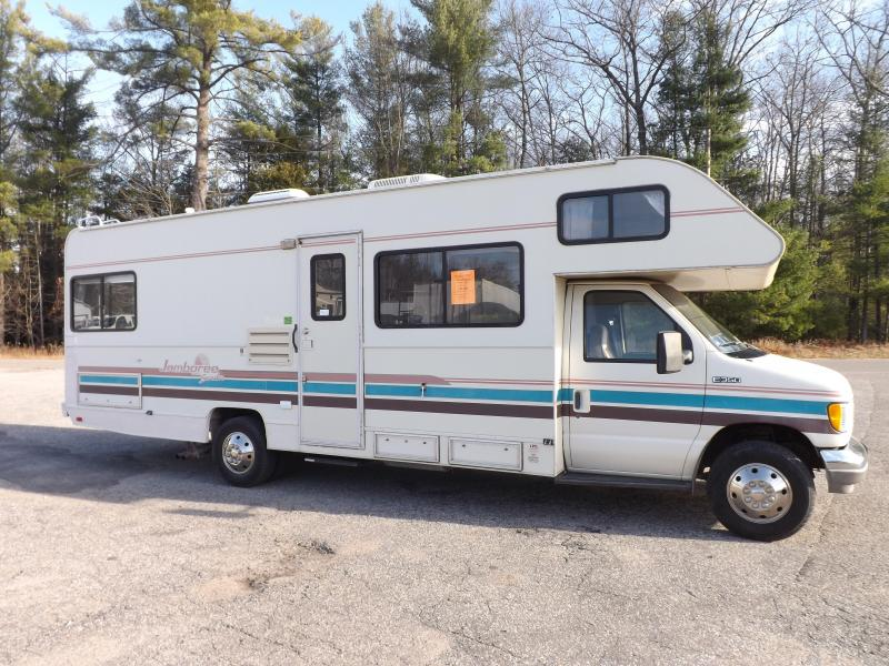 1993 Other Jamboree SEARCHER SERIES F27 Class C RV