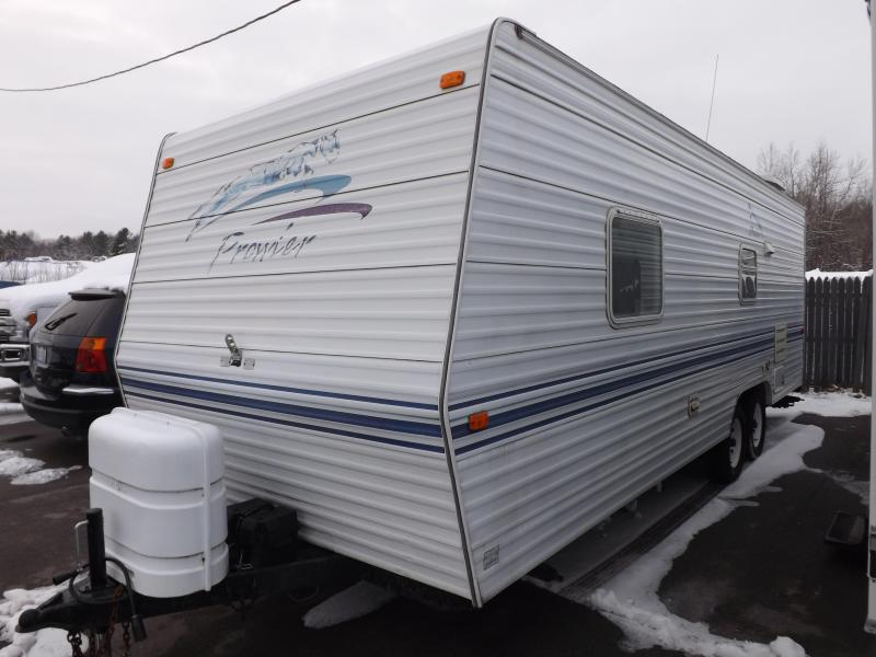 2000 Fleetwood Prowler 24J Travel Trailer RV