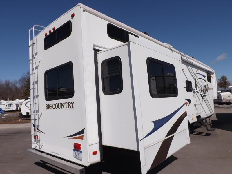 2010 Heartland Big Country 3550TLS Fifth Wheel Campers RV