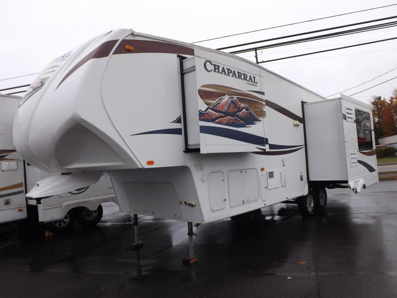 2011 Coachmen Chaparral Lite 275RLS Fifth Wheel Campers RV