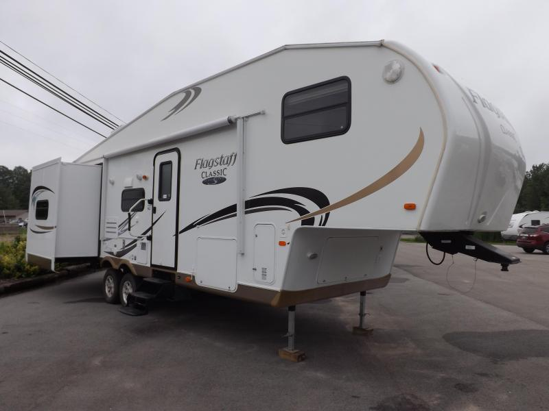 2012 Forest River Flagstaff 8528BHSS Fifth Wheel Campers RV
