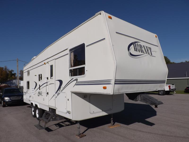 2002 Keystone RV Hornet 285L Fifth Wheel Campers RV