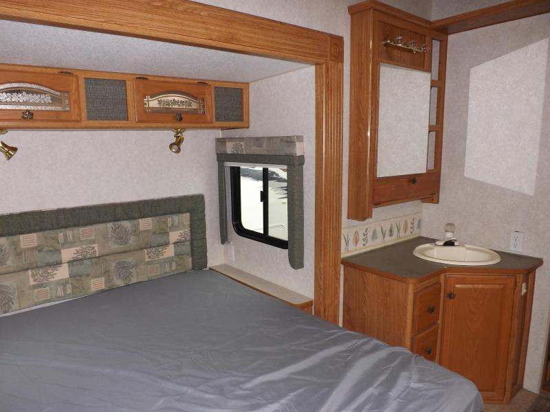 2004 Fleetwood Wilderness ADVANTAGE AX6 Fifth Wheel Campers RV
