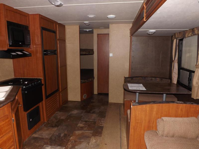 2013 Jayco SWIFT 267BHS Travel Trailer RV