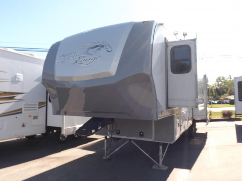 2013 Pilgrim International Open Range 345RLS Fifth Wheel Campers RV
