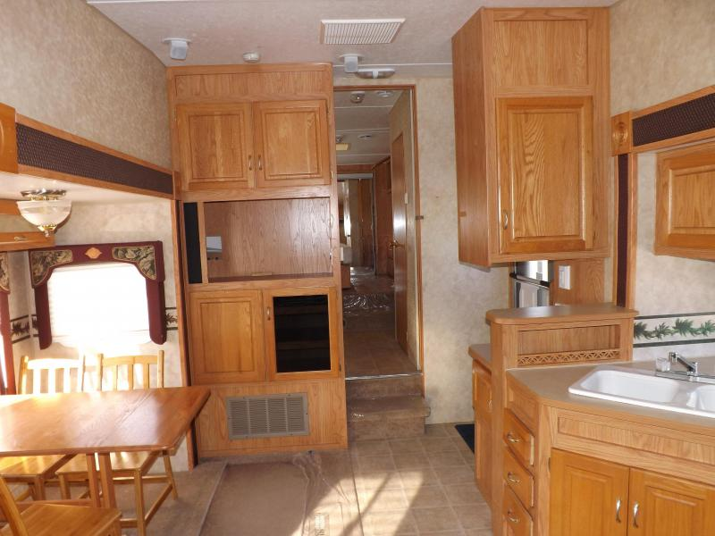 2005 Jayco Eagle 291RLTS Fifth Wheel Campers RV