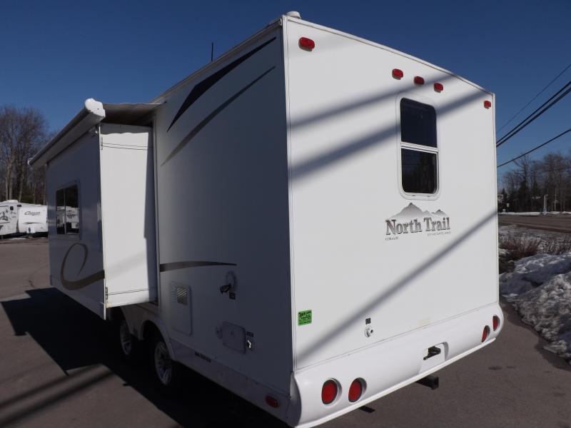 2009 Heartland RV North Trail 21FBS Travel Trailer RV