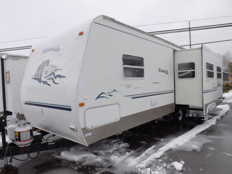 2004 Keystone RV Cougar 294RLS Travel Trailer RV