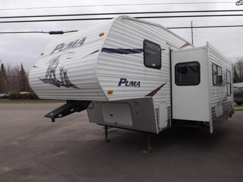 2009 Palomino Puma 27FQ Fifth Wheel Campers RV