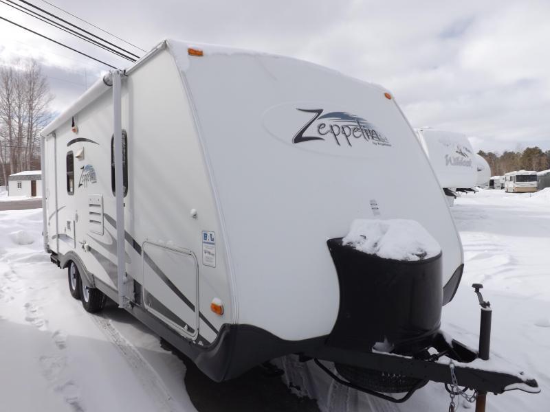 2004 Keystone RV Z-1 ZEPPELIN 241 Travel Trailer RV