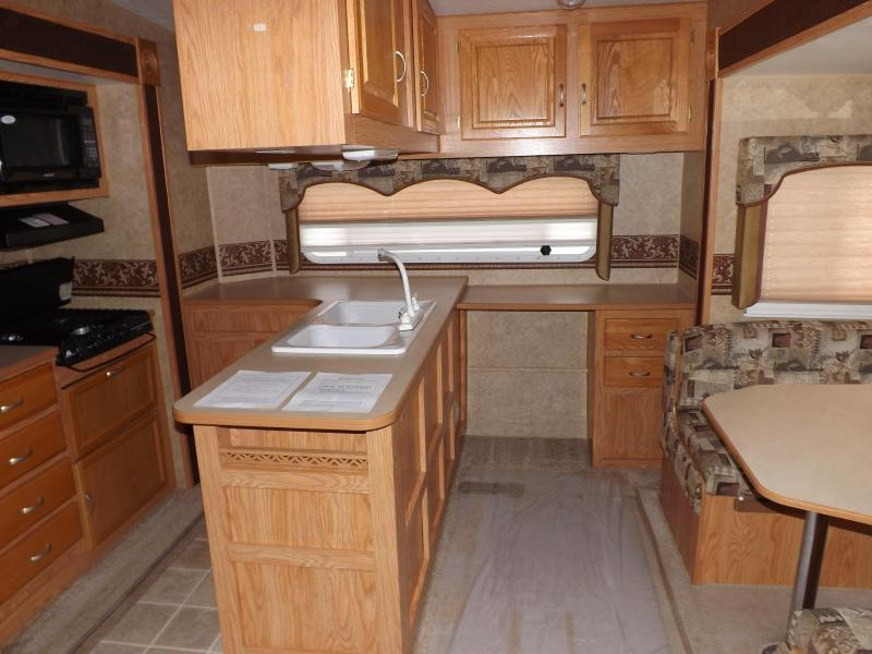 2004 Jayco Eagle 293RKS Fifth Wheel Campers RV