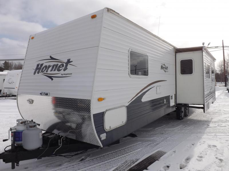 2007 Keystone RV Hornet 32BHDS Travel Trailer RV