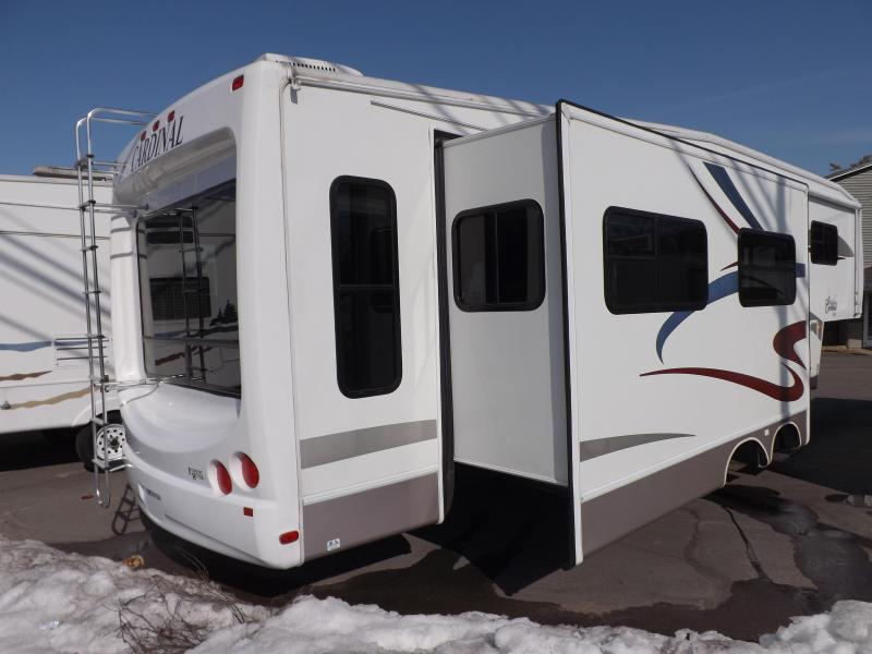2004 Forest River Cardinal 31TS Fifth Wheel Campers RV