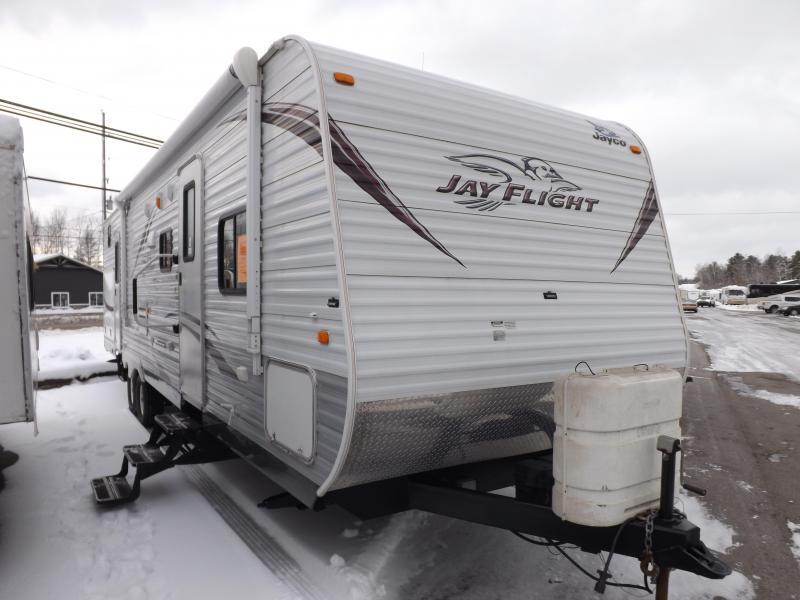 2012 Jayco Jay Flight 32BHDS Travel Trailer RV