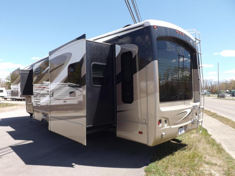 2014 Keystone RV Montana BIG SKY Fifth Wheel Campers RV
